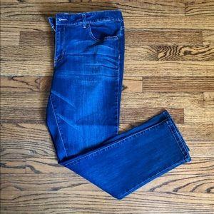 NWOT Sonoma size 16 skinny jeans